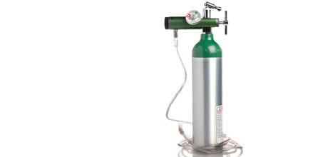 Oxygen canister